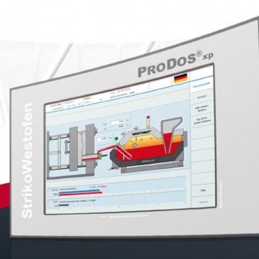 """""""ProDos 3""""-Seuterungssystem für Ihre Westomat-Dosieröfen von STRIKOWESTOFEN"""