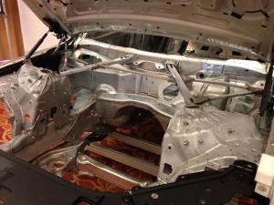 Komponenten im Fahrzeugbau