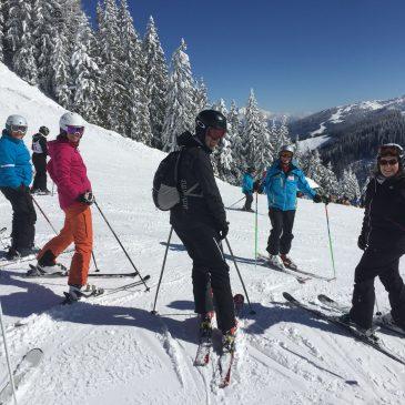 HAGI Skiing day´s