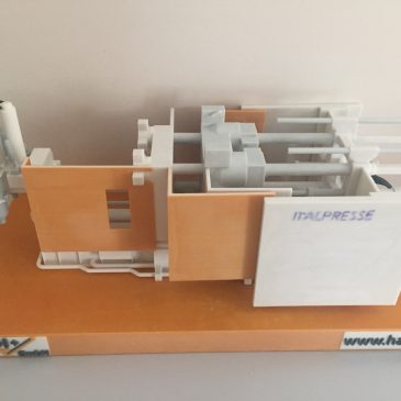 3D Model of a Italpresse TF1350