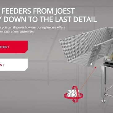 Dosing feeders from JOEST – new website