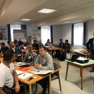 HAGI Inhouse-Seminar with StrikoWestofen GmbH