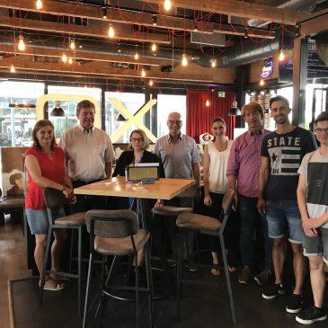 Summer party at HAGI GmbH